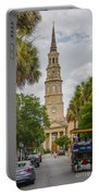 St. Philip's Episcopal Church Charleston Sc Portable Battery Charger