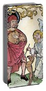 St. Roch (c1350-c1379) Portable Battery Charger
