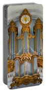 St Roch Organ In Paris Portable Battery Charger