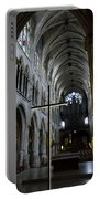 St. Severin Church In Paris France Portable Battery Charger