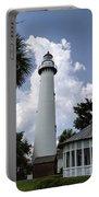 St. Simon's Island Georgia Lighthouse Portable Battery Charger