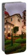 St. Thomas Aquinas Church Large Canvas Art, Canvas Print, Large Art, Large Wall Decor, Home Decor Portable Battery Charger