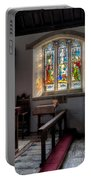 St Tysilio Window  Portable Battery Charger