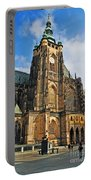 St. Vitus Cathedral Portable Battery Charger