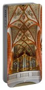 St Wendel Basilica Organ Portable Battery Charger