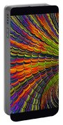 Stacked Colors Portable Battery Charger
