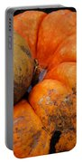 Stacked Pumpkins Portable Battery Charger