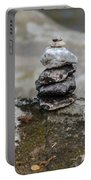 Stacked Stones Portable Battery Charger
