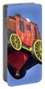 Stagecoach In The Sky Portable Battery Charger