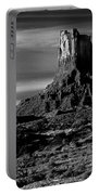 Stagecoach Rock Monument Valley Portable Battery Charger