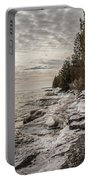 Staggering Shores Portable Battery Charger