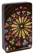 Stained Glass Details Portable Battery Charger