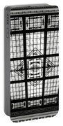 Stained Glass Hoboken Terminal Portable Battery Charger