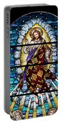 Stained Glass Pc 02 Portable Battery Charger