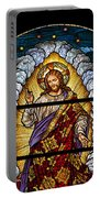 Stained Glass Pc 03 Portable Battery Charger