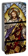 Stained Glass Pc 04 Portable Battery Charger