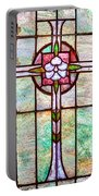 Stained Glass Portable Battery Charger