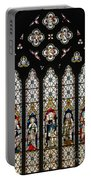 Stained-glass Window 1 Portable Battery Charger