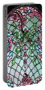 Stained Glass Window -2 Portable Battery Charger