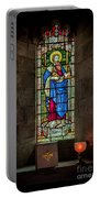 Stained Glass Window  Portable Battery Charger
