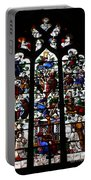Stained Glass Window I Portable Battery Charger