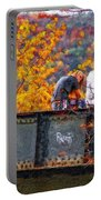 Stand By Me Impasto Portable Battery Charger