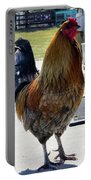 Stand Tall Big Man Portable Battery Charger