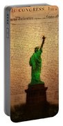 Stand Up For Freedom Portable Battery Charger
