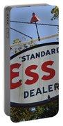 Standard Esso Dealer Portable Battery Charger