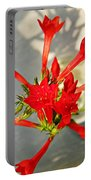 Standing Cypress Bouquet  Portable Battery Charger