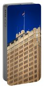 Standing Tall In San Antonio Portable Battery Charger
