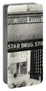 Star Drug Store Marquee Portable Battery Charger