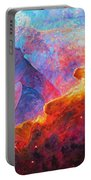 Star Dust Angel Portable Battery Charger by Julie Turner