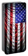 Star Spangled Banner Portable Battery Charger
