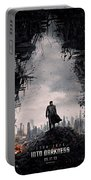 Star Trek Into Darkness  Portable Battery Charger by Movie Poster Prints