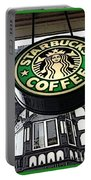 Starbucks Logo Portable Battery Charger
