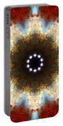 Starburst Galaxy M82 I Portable Battery Charger