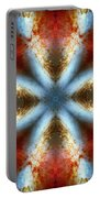 Starburst Galaxy M82 V Portable Battery Charger