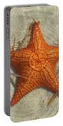 Starfish 1 Of Bottom Harbour Sound Portable Battery Charger