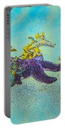 Starfish Paradise Portable Battery Charger