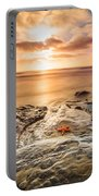 Starfish Sunset Portable Battery Charger
