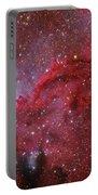 Starforming Emission Nebula Ngc 6188 Portable Battery Charger