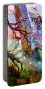 Starr Lynn Holly Berry Fairy Portable Battery Charger
