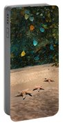 Starry Beach Night Portable Battery Charger