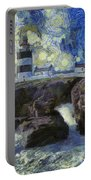 Starry Hook Head Lighthouse Portable Battery Charger