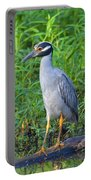 Stately Heron Portable Battery Charger