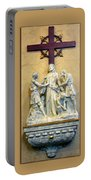 Station Of The Cross 10 Portable Battery Charger