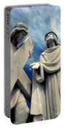 Station Of The Cross  Portable Battery Charger