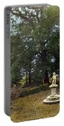 Statue And Tree Portable Battery Charger