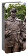 Statue Depicting Glory Of Chinese Communist Party Shanghai China Portable Battery Charger